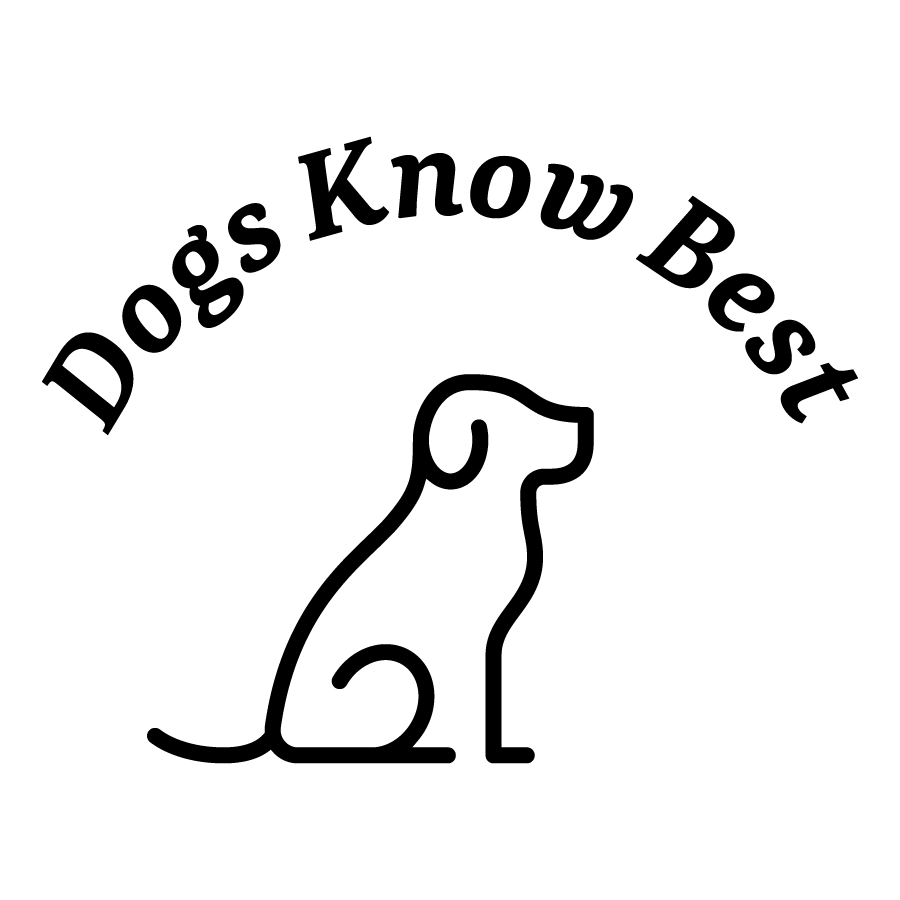 Rollover Pet Food - Icon - Dogs Know Best - Black