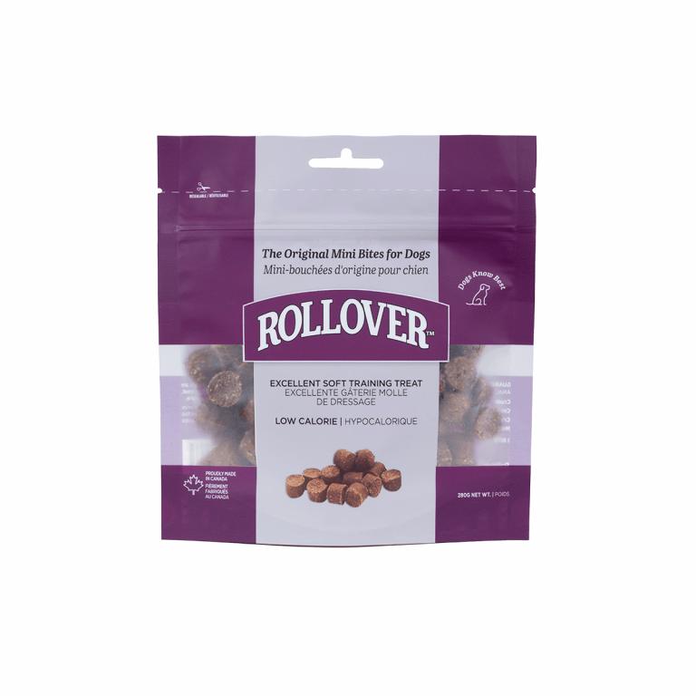 Rollover Premium Pet Food - 033 - The Original Mini Bites for Dogs 280g - MB-280-1