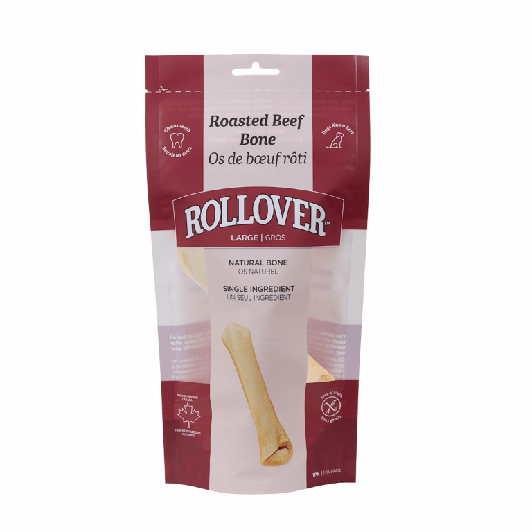 Rollover Premium Pet Food - 067 - Large Roasted Beef Bone - 63-009-1