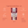 Rollover Premium Pet Food - Product ID 067 - Large Roasted Beef Bone - 63-009-1 - Infographic
