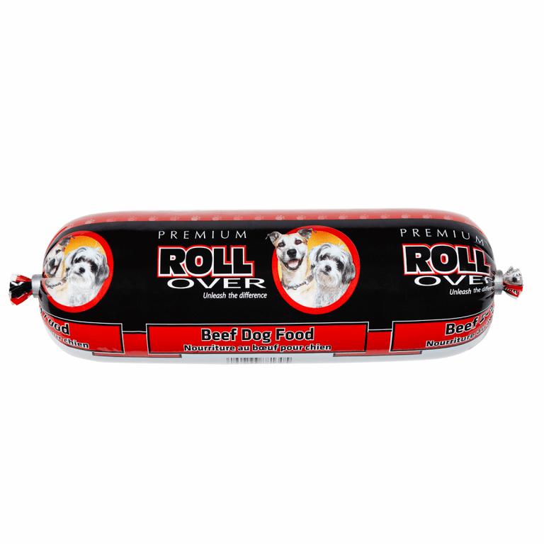 Rollover Premium Pet Food - 108 - Beef Dog Food 2kg - 10-800-6