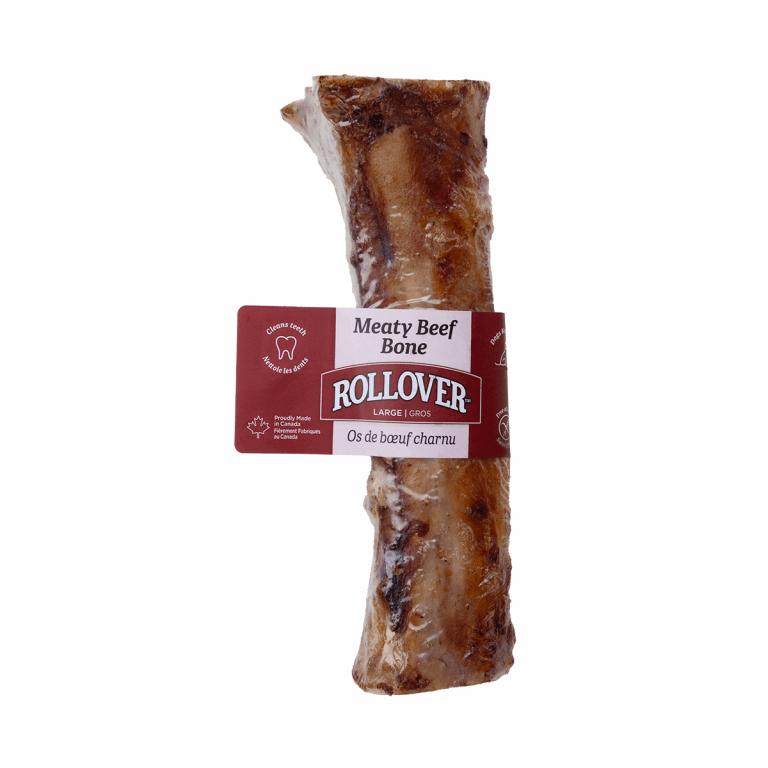 Rollover Premium Pet Food - 141 - Large Meaty Beef Bone - 63-800-1