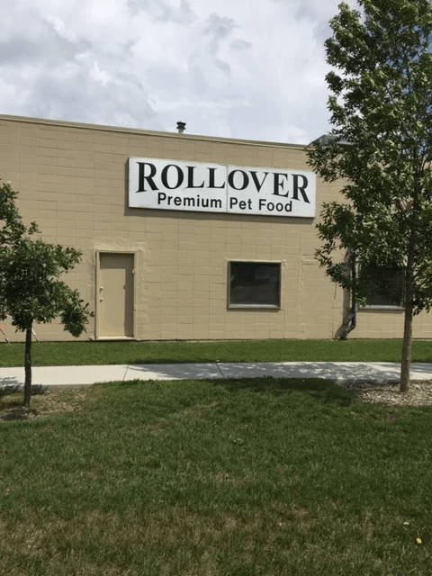 Rollover Pet Food - Head Office Warehouse