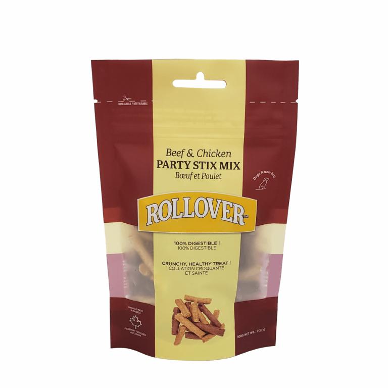 Rollover Premium Pet Food - Product ID 269 - Party-Stix-Mix - 21-M01-100